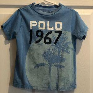Toddler boys Polo Ralph Lauren T-shirt